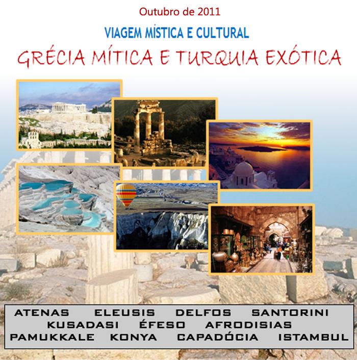Grécia Mística e Turquia Exótica