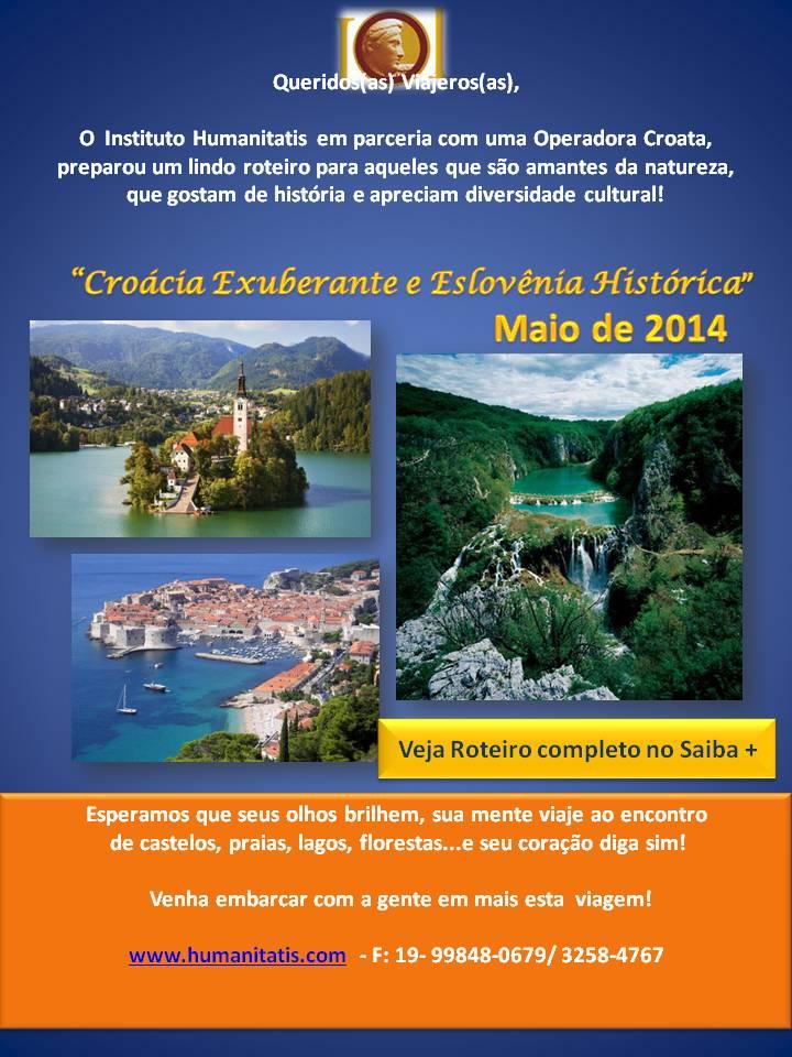 Croácia Exuberante e Eslovênia Histórica