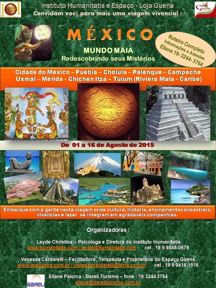 MÉXICO: Mundo Maia: Redescobrindo seus mistérios